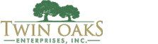 Twin Oaks Logo
